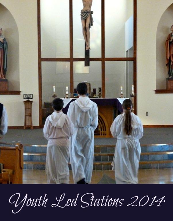 40 Days of Seeking Him in Lent 2014, Week 5
