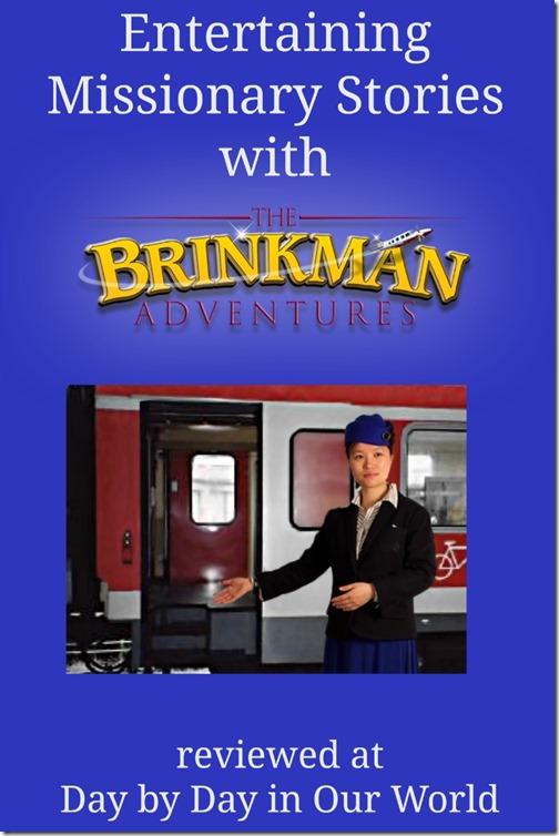 Brinkman Adventures Season 2