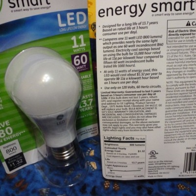 Super Bright LEDS and Other Easy Ways to Be More Energy Efficient