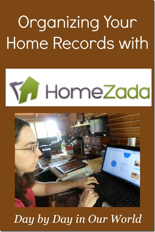 Organizing Your Home Records with HomeZada