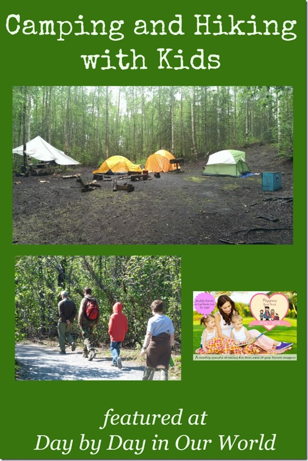 Camping and Hiking with Kids June 2014 Poppins Book Nook