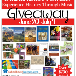 Diana and Friends Experience History Through Music Giveaway — $700+ Value!