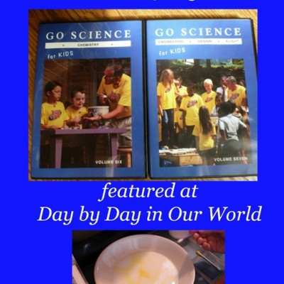 Science Demonstrations for Elementary Aged Kids with Go Science