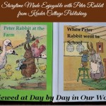 Storytime Made Enjoyable with Peter Rabbit from Kinder Cottage Publishing
