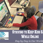 Striving to Keep Kids Safe While Online #CyberTribe #CyberSafe