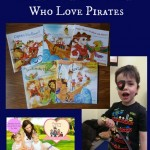 Captain No Beard: Stories for Youngsters Who Love Pirates ~ Poppins Book Nook