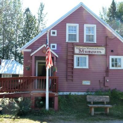 Visiting the Talkeetna Historical Society Museum