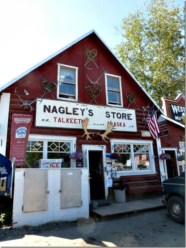 Nagleys Store in Talkeetna Alaska