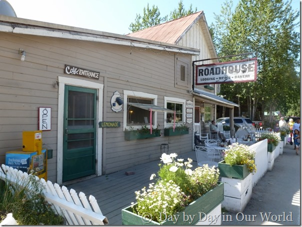 Front of Talkeetna Roadhouse