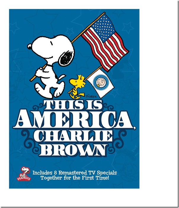 This is America Charlie Brown review