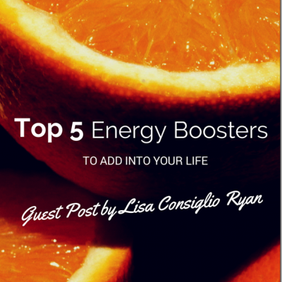 Top 5 Energy Boosters To Add Into Your Life