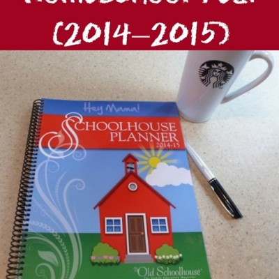Planning the Homeschool Year (2014–2015)