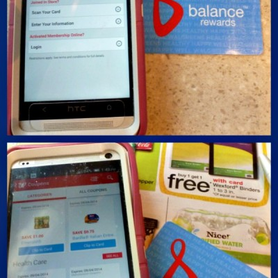 Save Money with Balance Rewards Paperless Coupons at Walgreens