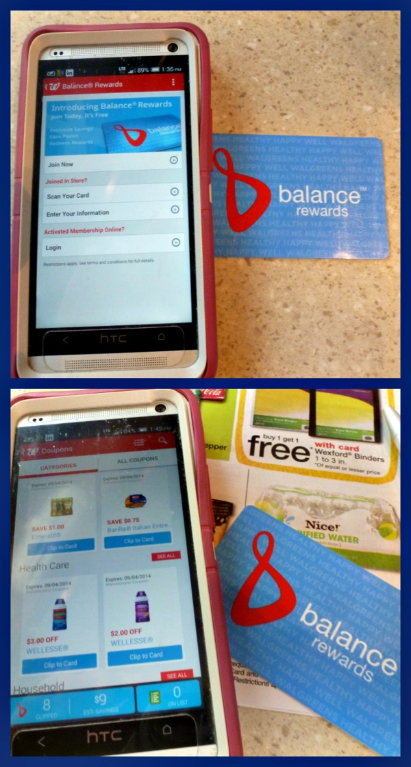Setting-Up-and-Using-Walgreens-App #WalgreensPaperless