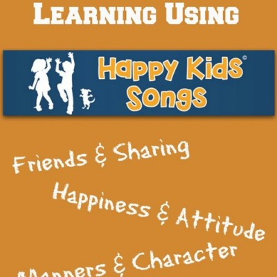 Happy Kids Songs for Social and Emotional Learning