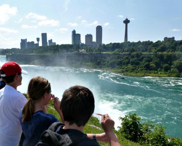Visiting Niagara Falls New York #WalgreensPaperless