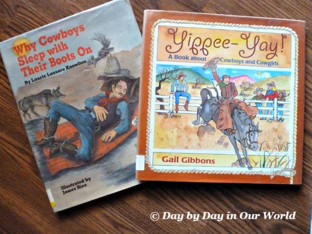 Cowboy Picture Books