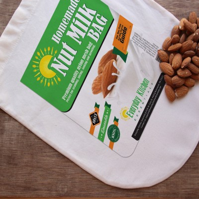 Take Control in the Kitchen with a Nut Milk Bag from Everyday Kitchen Essentials
