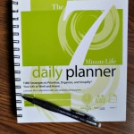 Organize Your Life with The 7 Minute Life Daily Planner