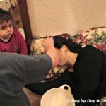 Sick Moms Upset the Family Balance