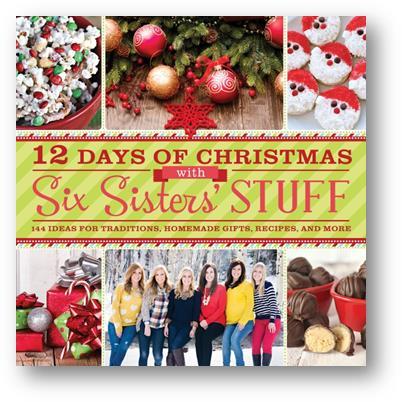12 Days of Christmas Six Sisters Stuff