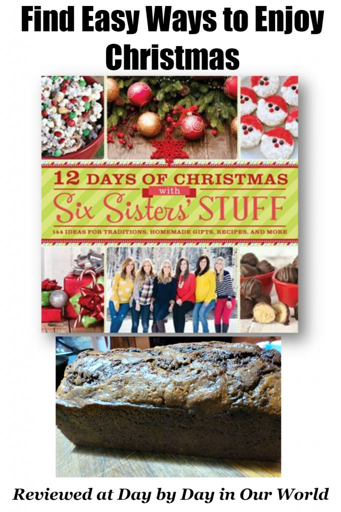Find Easy Ways to Enjoy Christmas Using 12 Days of Christmas with Six Sisters' STUFF
