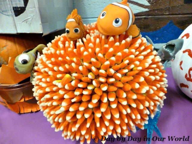 finding nemo pumpkin - Pumpkin Decorating Ideas