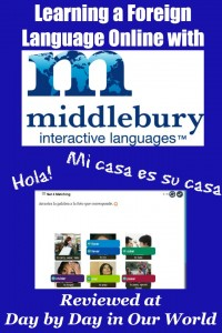 Learning a Foreign Language Online with Middlebury Interactive Languages
