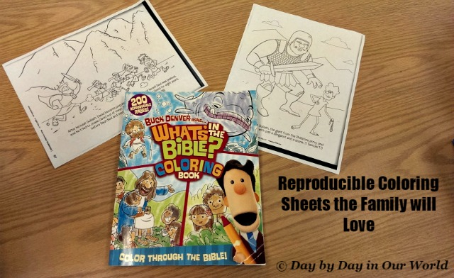 Reproducible Coloring Sheets the Family will Love