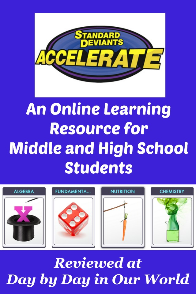 Standard Deviants Accelerate An Online Learning Resource