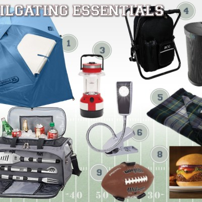Get Your Game On with These Tailgating Essentials