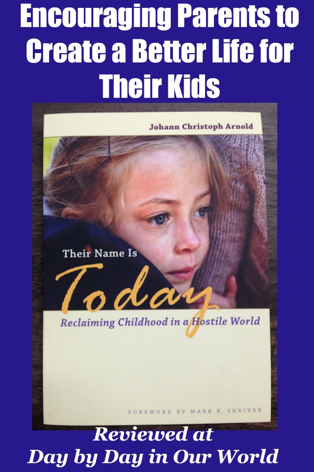 Their Name is Today Reclaiming Childhood in a Hostile World Review