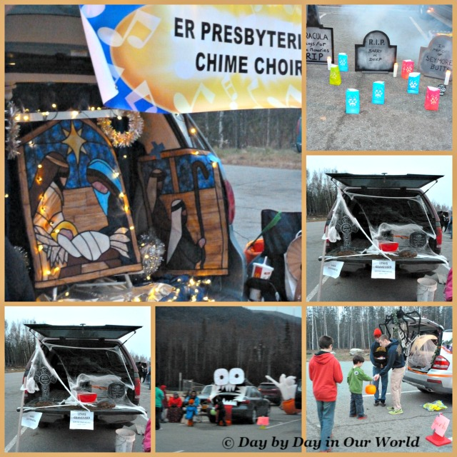 Trunk or Treat Collage 1