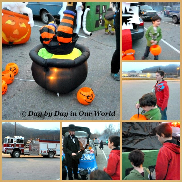 Trunk or Treat Collage 2