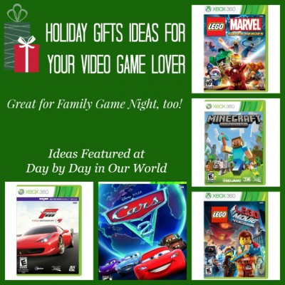 Holiday Gifts Ideas For Your Video Game Lover