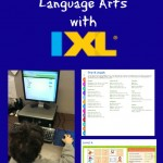 Online Learning with IXL Math & Language Arts