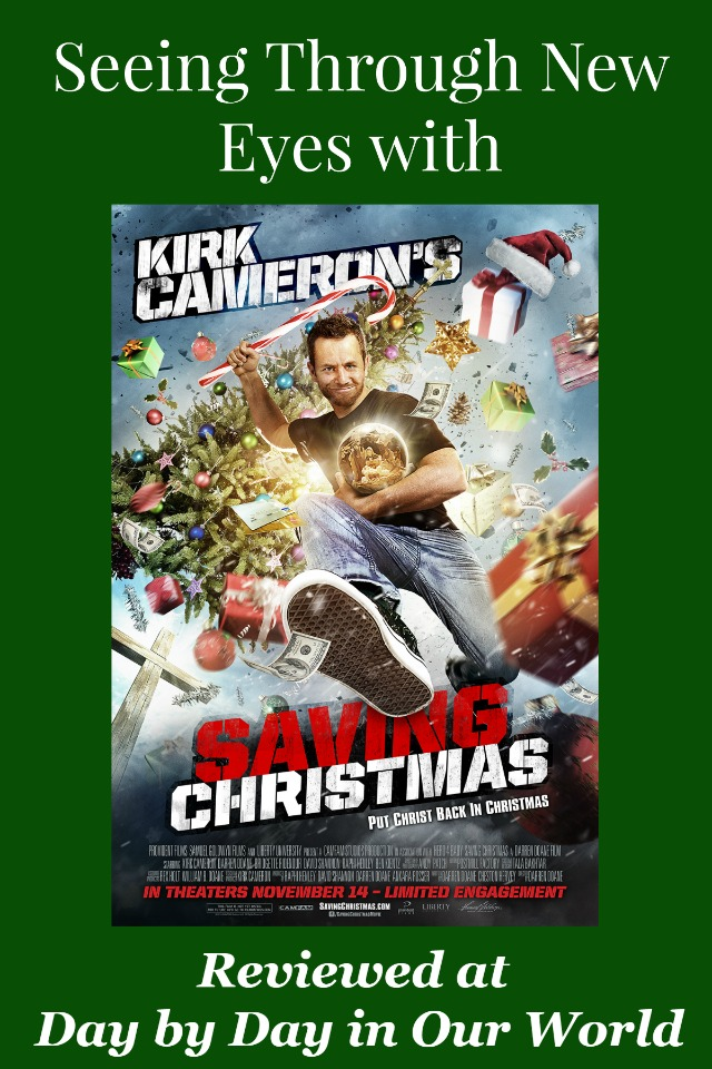 Seeing Through New Eyes with Kirk Cameron\'s Saving Christmas | Day ...