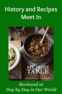Review of My Irish Table