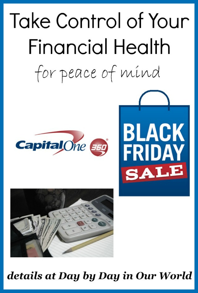 Take Control of Your Financial Health at the Capital One