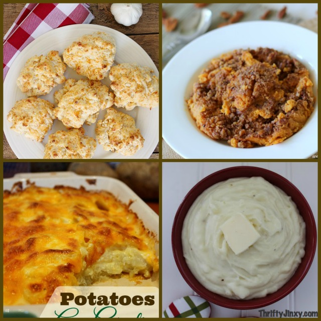 Thanksgiving Sides Group1