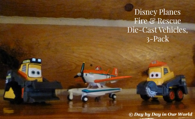 Disney Planes Fire and Rescue Die-Cast Vehicles