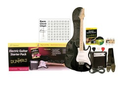 Electric Guitar Pack For Dummies