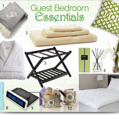 Guest Bedroom Ideas to Add A Special Touch This Holiday Season