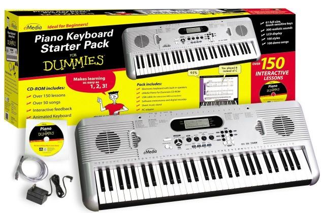 Piano Starter keyboard Set