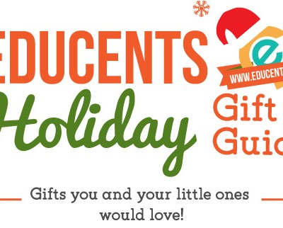 Visit the Educents Holiday Gift Guide