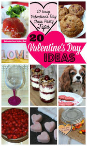20 Valentine's Day Ideas Collage 1