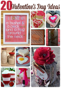 20 Valentine's Day Ideas Collage 2