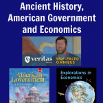 Exploring our World: High School Studies of Ancient History, American Government and Economics