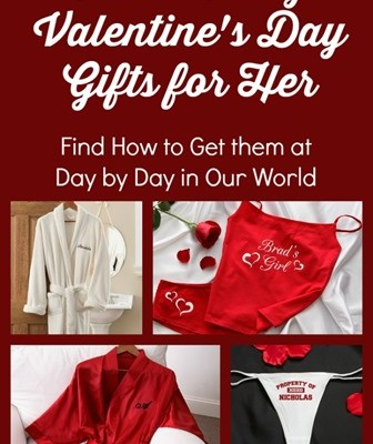Fun & Flirty Valentine's Day Gifts for Her | Personalization Mall