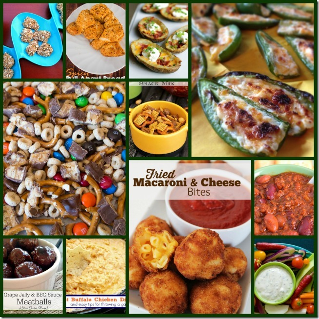 Great Super Bowl Recipes for a Party